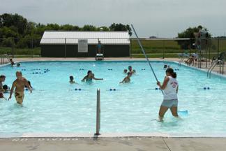 Aurelia Swimming Pool