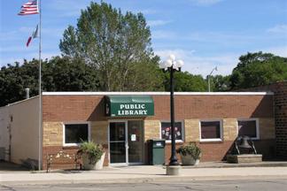 Aurelia Public Library